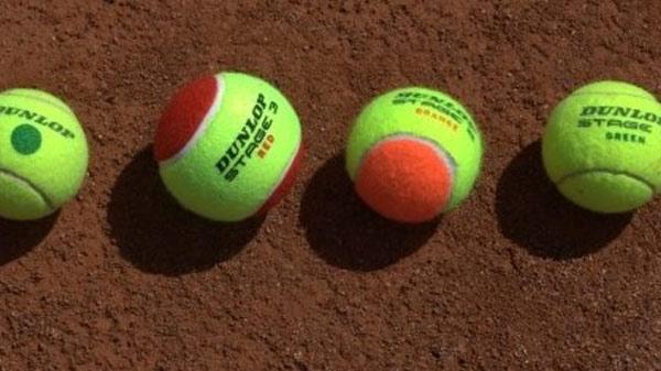 tennis balsoorten
